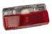 Busch + Müller Toplight Line + Brake Tec with park light 80mm